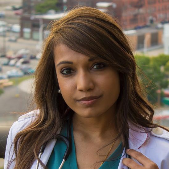 Neena Chandrasekaran, MD