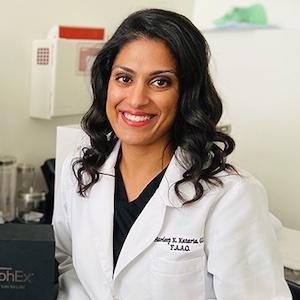 Dr. Hardeep Kataria, OD, FAAO